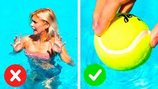 33 SUMMER HACKS EVERYONE SHOULD KNOW