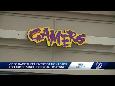 Gamers Arrests