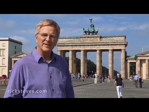 Berlin, Germany: Brandenburg Gate and Museum Island