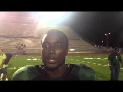 2014 RB Dalvin Cook Interview