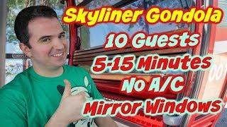 Disney Skyliner Gondola Details and Possible Opening Timeframe
