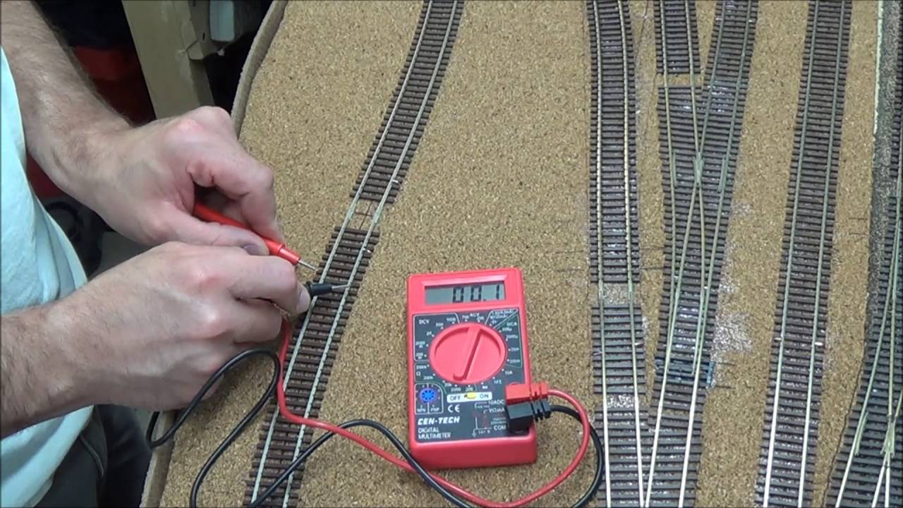 hight resolution of how to wire a dedicated program track part 2
