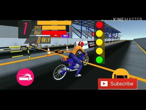 Drag King-201m(thailand Racing Game)