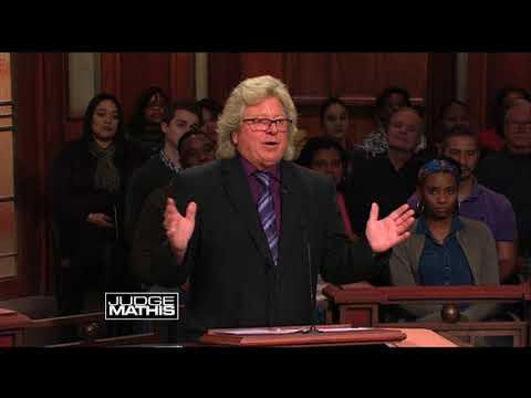 Judge Mathis Cracks Up at Crazy Texts