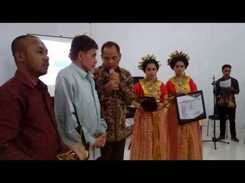 Video : Penganugerahan Gelar Adat Suku Bajo Kepada Ir Jusman