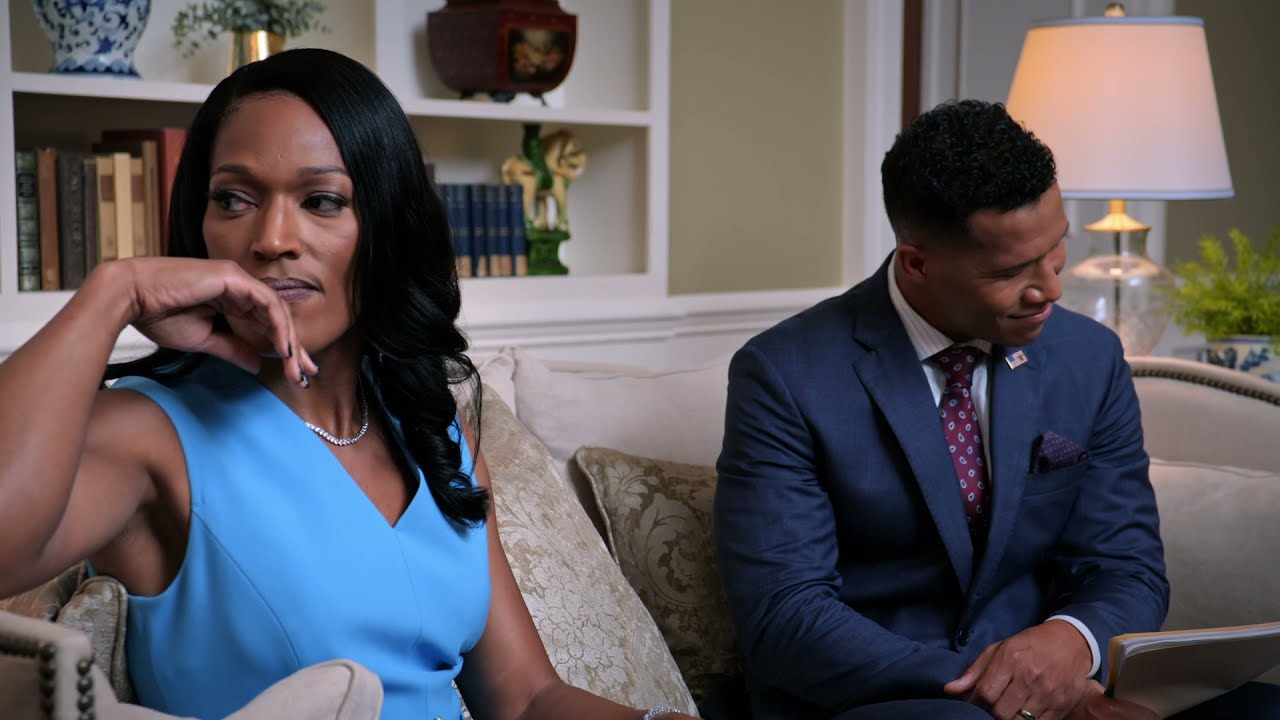 Download Watch First Lady Franklin Give A Midseason Recap Of Tyler Perry's Tyler Perry's The Oval