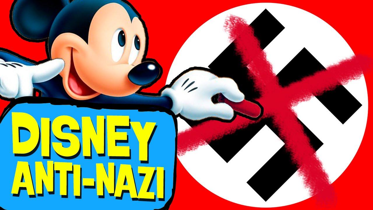 O DESENHO ANTI NAZISMO DA DISNEY!