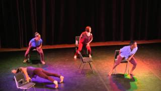 Neshima Dance Company Promo-Subtext tour 2012