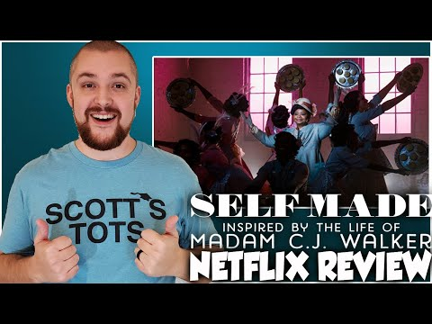 Self Made: Inspired by the Life of Madam CJ Walker Netflix Series Review