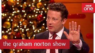 Jamie Oliver's Stormtrooper school run - The Graham Norton Show: 2017 - BBC One