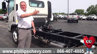 Phillips Chevrolet - Chevy Low Cab Forward 4500 - Chicago New Car Dealership