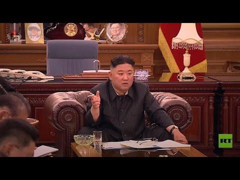 كيم جونغ أون يلتقي قيادة حزب العمال الكوري الشمالي لمناقشة القضايا الاقتصادية  - 21:56-2021 / 6 / 8