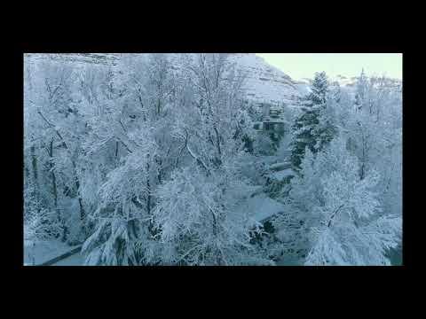 White Lebanon; The First Snow!