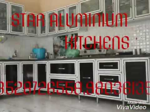 STAR Aluminium kitchens Spl  In :Dubai Section