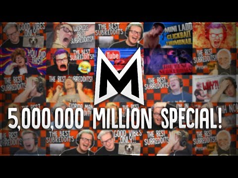 5 Million Sub Special - BEST OF SUBREDDITS!