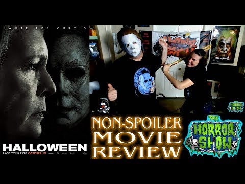 """Halloween"" 2018 Non-Spoiler Movie Review - The Horror Show"