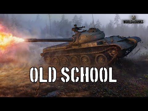 World of Tanks - Old School