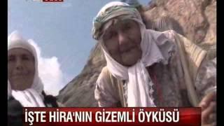 100 Yaşındaki Türk Hacı Ninenin Hira dağı ziyareti