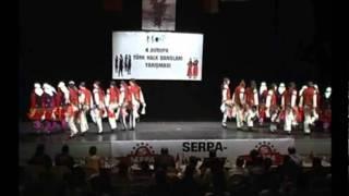 Motif Mannheim 4. Avrupa Türk Halk Danslari Yarismasi - Bitlis