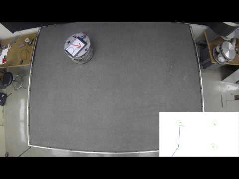 Stanford Space Robotics Facility: Waypoint Navigation
