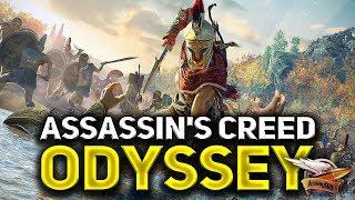 Стрим - Assassin's Creed Odyssey - Прохождение Часть 8