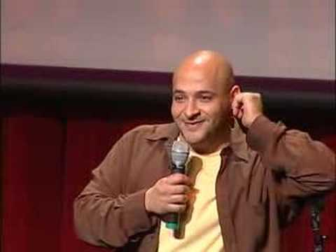 Stand Up Mike Batayeh
