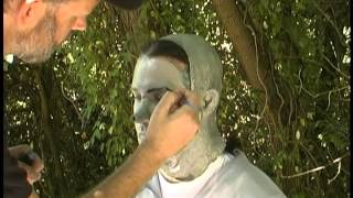 Wizard of Oz character make-up