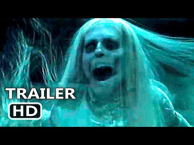SCARY STORIES TO TELL IN THE DARK Official Trailer (NEW, 2019) Guillermo Del Toro, Horror Movie HD