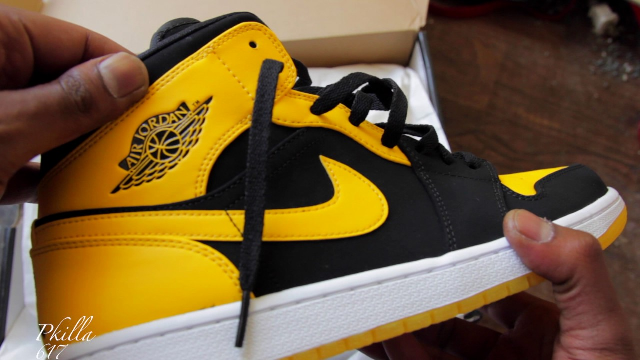 f2456a1aec7c Air Jordan 1 New Love Review 2017 and DETAIL LOOK - YouTube