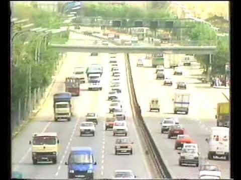 Operación retorno de agosto de 1987 (Informativos RTVE, 01/09/1987)