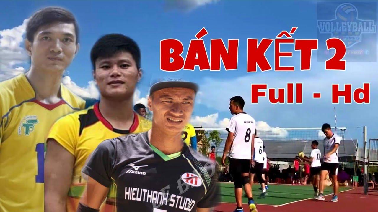 Bán Kết 2 | HÓA SƠN vs BV MINH HÓA | Văn Hạnh + Thạch Đen + Thái Nguyên Gánh Team Suất Sắc .