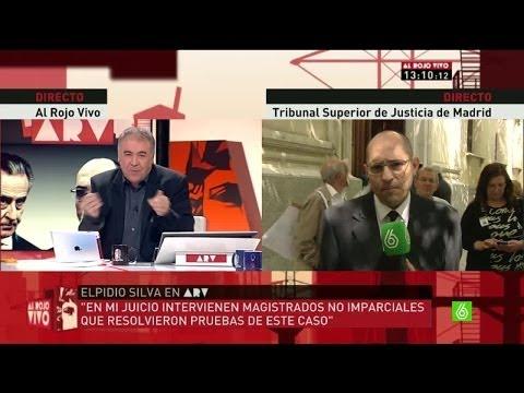 entrevista al juez elpidio silva en la sexta