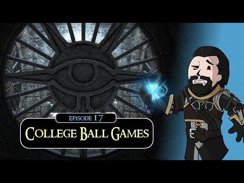 SKYRIM - Special Edition (Ch. 4) #17 : College Ball Games