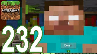 Minecraft: PE - Gameplay Walkthrough Part 232 - Escape From The Mind (iOS, Android)