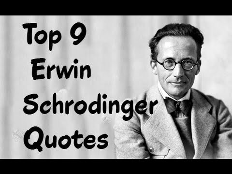 Top 9 Erwin Schrodinger Quotes - The Austrian physicist