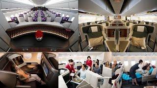 Top 10 Best Business Class Cabins (2K)