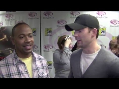 Chris Evans, Columbus Short Interview - The Losers