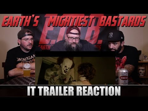 Trailer Reaction: It Official Trailer