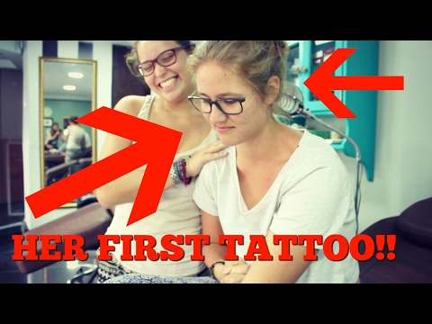 Forcing My Sister to Get a Tattoo