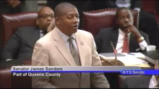 Senator James Sanders on Compassionate Care Act