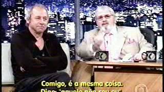 Mark Knopfler - Programa do Jô - Entrevista 2001