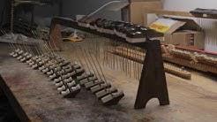 Steinway O rebuild timelapse