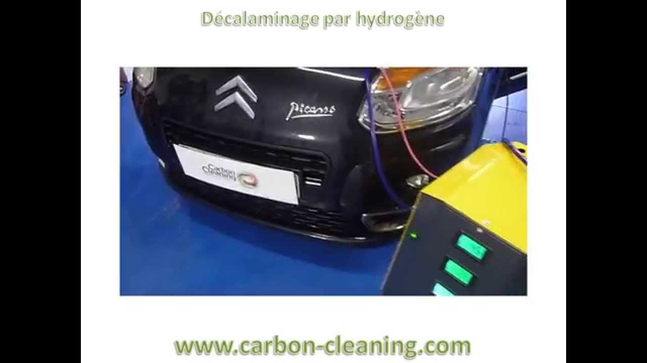 decalaminage moteur sur citroen c3 picasso 1l6 hdi avec carbon cleaning youtube. Black Bedroom Furniture Sets. Home Design Ideas