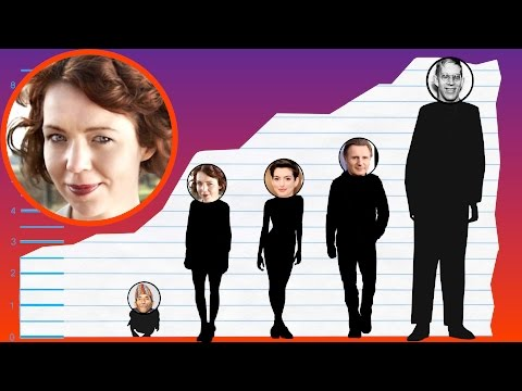 How Tall Is Anna Maxwell Martin?  Height Comparison!