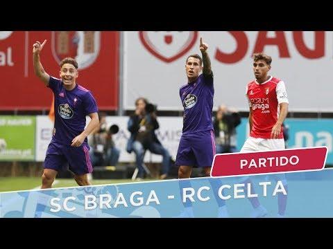 Partido Completo SC Braga v RC Celta (0-0)