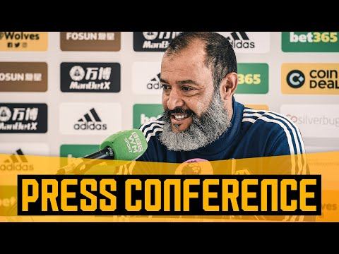 Nuno on team news, Podence, Neto and Chris Wilder's Sheffield United