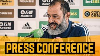 Nuno On Team News, Podence, Neto And Chris Wilder's Sheffield United