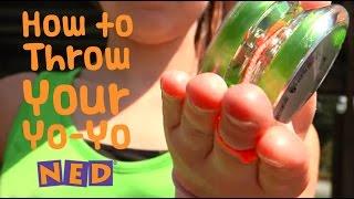 learn to yo how to throw your yo yo