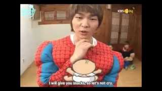 [Eng. Sub] SHINee Hello Baby ep. 1 [FULL]