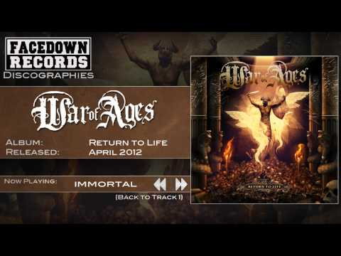 War of Ages - Return to Life - Immortal